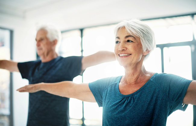 Why Seniors Can and Should Do Pilates Workouts